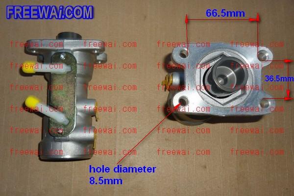 brake master cylinder for isuzu elf truck npr nqr hf engine larger image