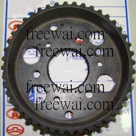camshaft timing gear for GW2 8TC diesel engine on Great wall Wingle