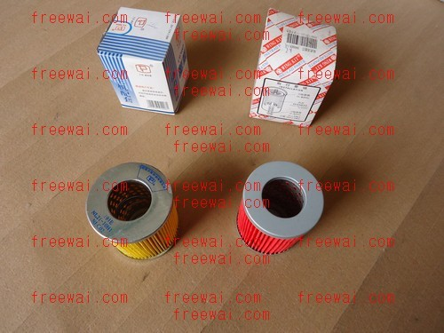 Foot Brake Air Valve For Benz Volvo Truck on Fuel Filter Element