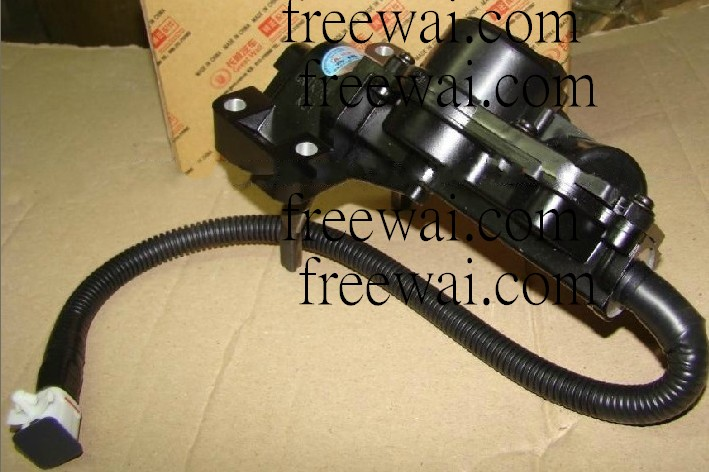 4wd Front Axle Electric Clutch Motor With Fork Electric