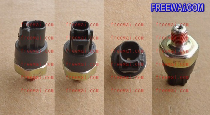 oil pressure sensor / switch for Isuzu 4HK1-T 4JJ1 engine 8