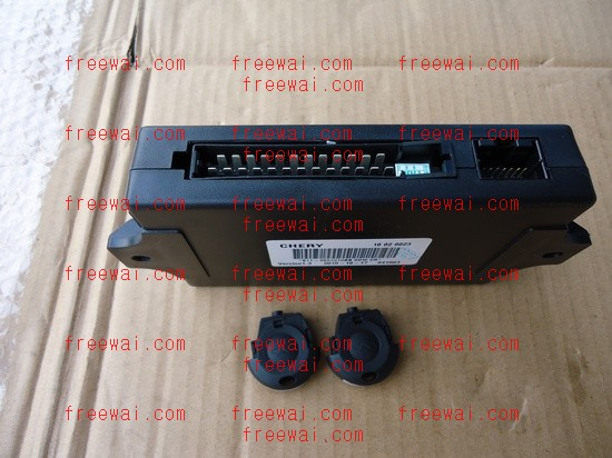 Chery Qq Engine Wiring Diagram : Central door lock remote control receiver module and key
