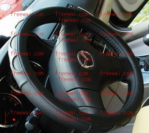 Steering Wheel Cover For Chery A1 A3 A5 Qq3 Qq6 Cowin