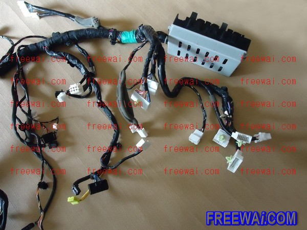 ECU wiring harness with fuse box for wingle_2 ecu (ecm) wiring harness with fuse relay box assemly for great great wall x240 wiring diagram at edmiracle.co