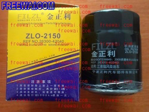 oil filter ME215002 for Mitsubishi 4D33 4D34 4D35 4D36 4D56