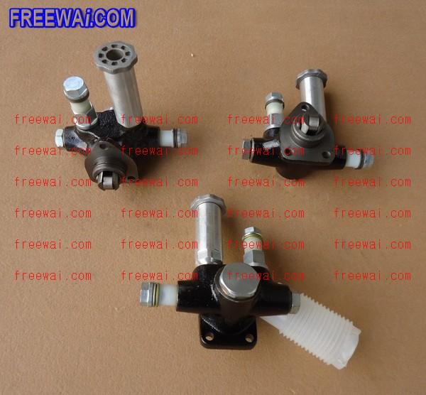manual fuel feeding pump for isuzu 4hf1 engine on elf npr