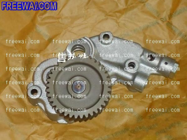 oil pump for Mitsubishi 4M40 diesel engine [Mitsubishi Pajero