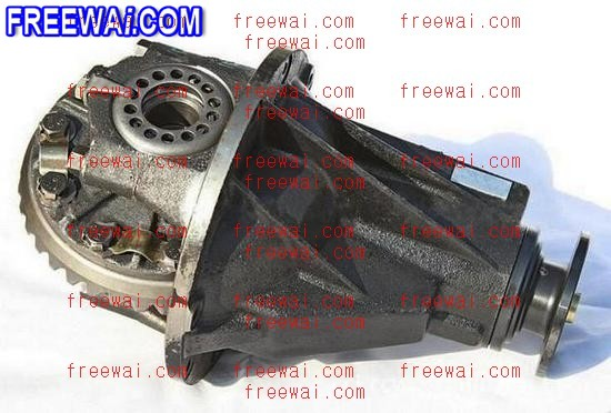 Rear Axle Main Reducer And Differential Assembly For Great