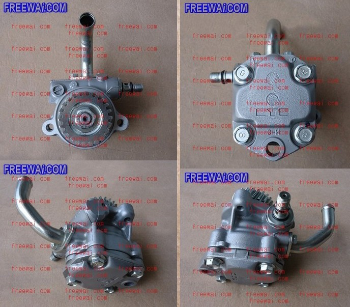 power steering pump for Mitsubishi 4M40 engine on Pajero (Montero