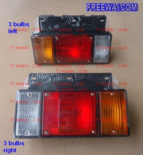 rear lamp tail light for isuzu elf truck nkr nhr 100p 8 94257 larger image