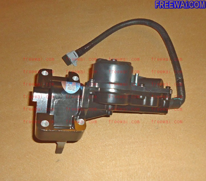 How To Install 2000 Isuzu Trooper Actuator Right Side