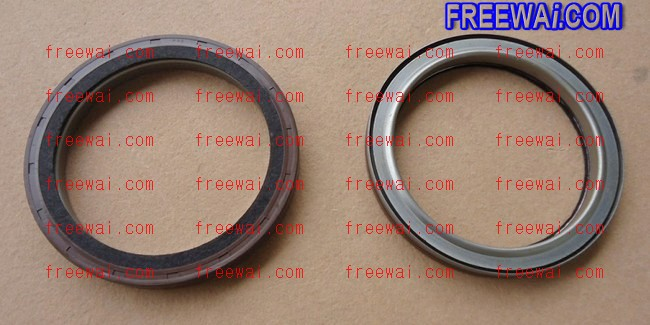 crankshaft front oil seal for Isuzu 4HE1T 4HF1 4HG1 4HK1