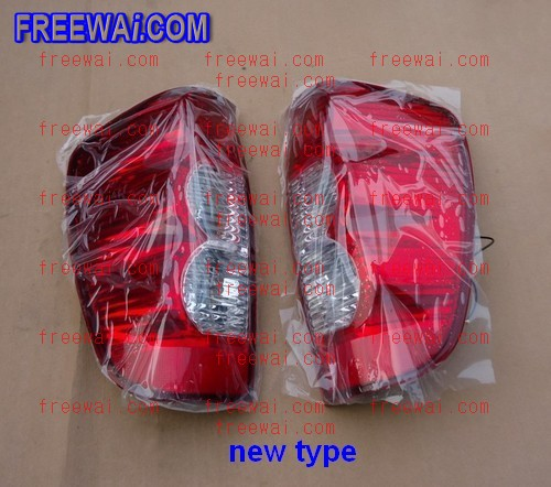 Great Wall V240 Tail Lights : tail light / rear lamp for Great Wall Wingle3 Wingle5 - old type and new type [Great Wall ...