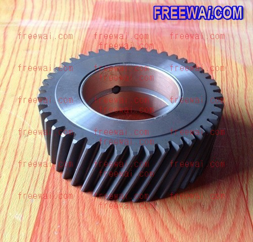 timing idle gear with bushing for Isuzu 4JH1 4KH1 engine 8