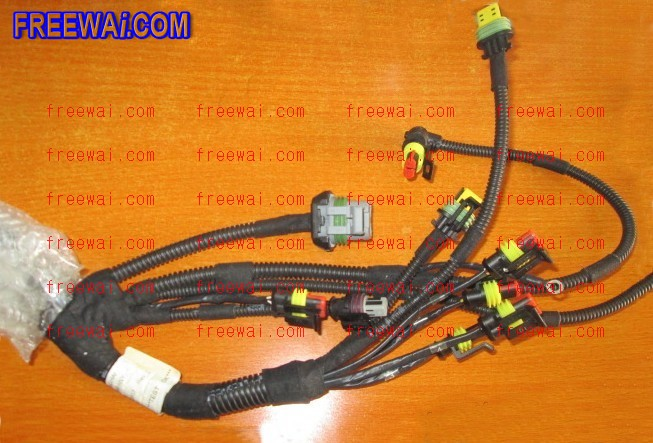 Wire Harness For Amt Speed Selector On Chery Qq Qq3 Qr512e
